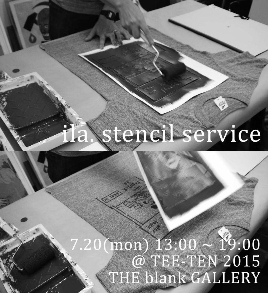 stencil service
