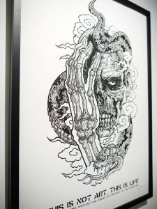 print skull4
